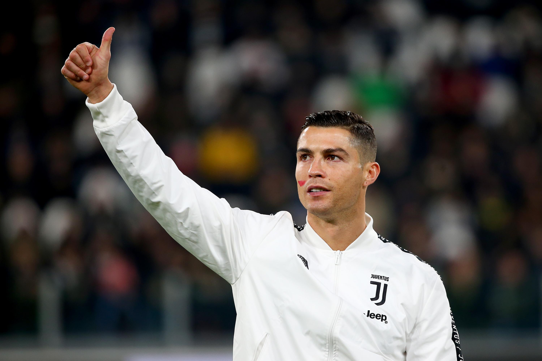 Napoli - Juve Cristiano Ronaldo