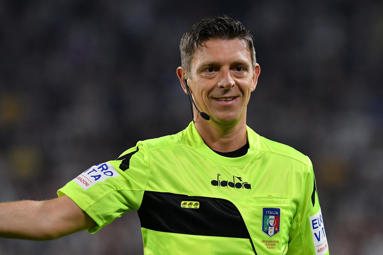 Napoli - Juve arbitro Rocchi