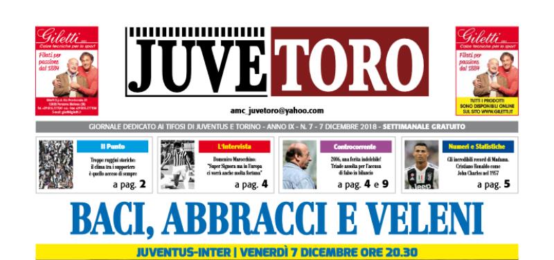 JUVETORO DEDICATO AL DERBY D'ITALIA JUVE-INTER