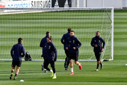 Allenamenti Juventus