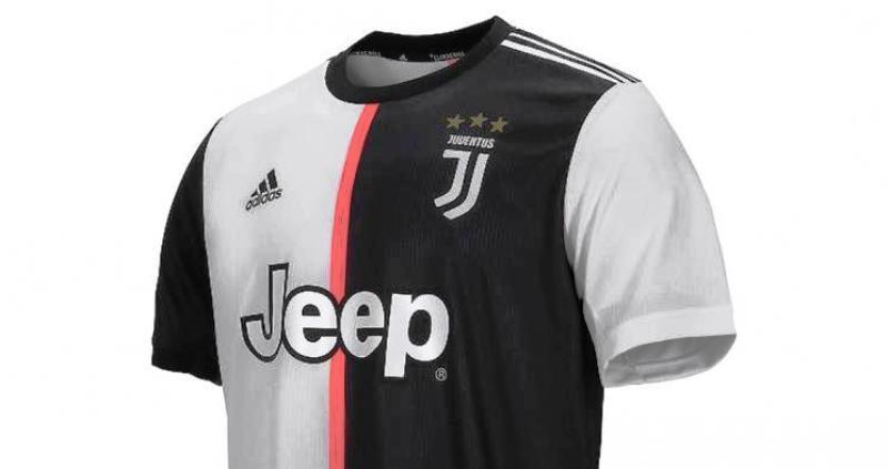 maglia home Juve